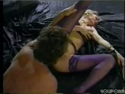 Girfriend in purple keeps her man hot