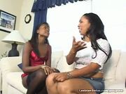Black Girls Lick Out Each Others Pussy