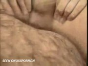 Arabian Couple having sex on this great home video