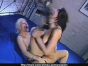 HOT Lesbian Ass-Licking 
