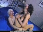 HOT Lesbian Ass-Licking