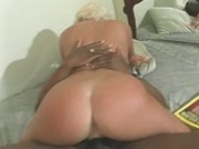 Hot escort fucks BIG BLACK COCK