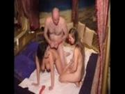 Couple Hot Czech Teens Fuck This Lucky Guy - HardLine