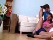 flexible gymnast teen fucked