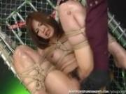 Intense Japanse BDSM - Marina In Trouble