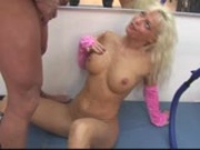 Miss blonde bombshell 2009 [CLIP]