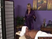 Erotic Massage Turns to Hardcore Action