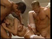 Bathroom Threesome