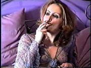 Angela Smokes and Strips
