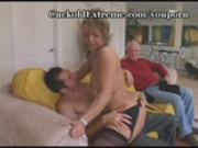 Mature Cougar Attacks Young Stud