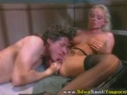 Silvia Saint Fucked in the jail