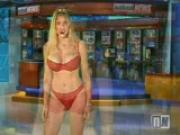 Naked News Michelle Pantoliano