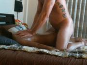 massage for wife with happy ending