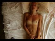 Mixed Masturbation Small Breasted Blond Orgasms WF