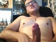Urethral Sounding + Light Anal on Skype