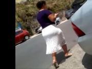 tight dress lady