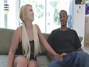 Teen Karisma Marie Fucks Black Neighbor
