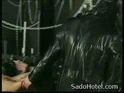 Mistress punishing her slave