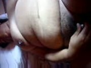 Maggie BBW Masturbates
