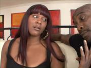 Coffee Brown & Natalie Evans Threesome With Wesley Pipes