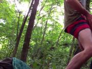 Amateur Pinay GF banged in forest