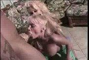 Devon and Jill Kelly - Threesome