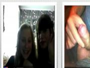Girls laughing at my little dick on cam