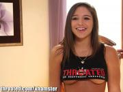 THROATED CHALLENGE! Vote ABELLA DANGER