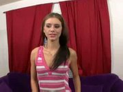 Isabella Amore, a skinny and flexible horny girl