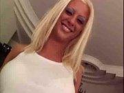 Hot Blond Blows For Big Cumshot