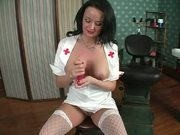 Nurse Tiff - Im Here To Help You Jerk Off Your Dick