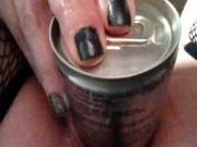 Working on my gape with this can