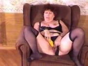 My Lovely Mommies 19 Sexy Chubby Mature Masturbates
