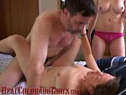 Amateur Fucking To Orgasm Comp 2 - Missionary Belly Shots
