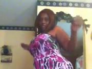 Sexy ThicknessAngel dances her sexy ass in dress