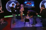 Sweet Polish Kasia - Sybian Ride on Radio Show