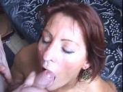 Hot milf and her younger lover 451