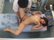 Surprising Orgasm during Massage Part 2