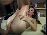 Slut fucking her boss