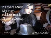 7 Layers and 2 Layers mask bondage