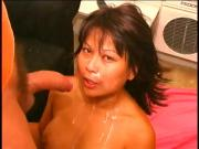 Frat Boy Gets Penis Sucked By Asian Hottie