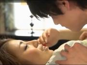 Japanese guy teasing her sweet spots