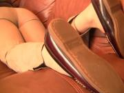 Caroline Sperry loafer shoeplay PREVIEW