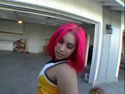 cheer Pinky
