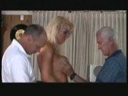 mature shemale and mature man enjoying sex
