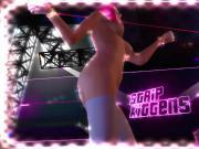 Rose's strip dance.