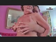 Old Grandma Martha will always Want Cock