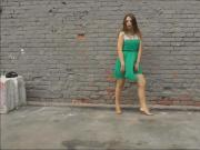 barefoot Kristina
