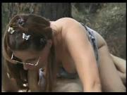Nerdy Glasses Casey Outdoor Indoor Fuck And Creampie