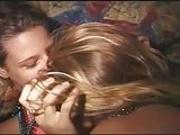 2 college girls lesbian